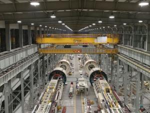 盾构betvictro伟德app下载监控-中国铁建QE75+75t桥机